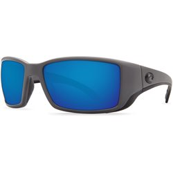 BLACKFIN - MATTE GRAY Blue Mirror 580G (BL 98 OBMGLP)