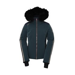 Emerald Hybrid Down Jacket