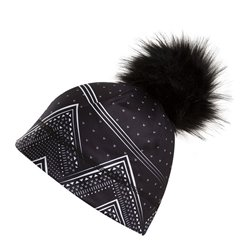 Illustrated Beanie Cap (order multiple by 2pcs)